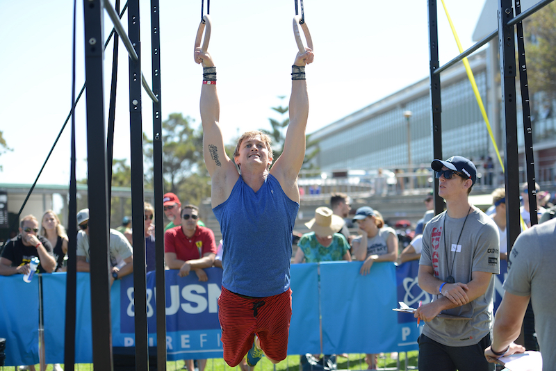 Fittest in Cape Town 2015